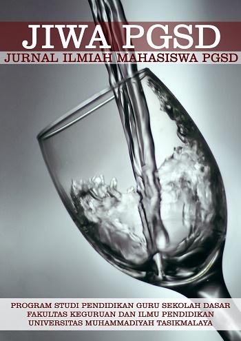 View Vol. 1 No. 1 (2019): Jiwa PGSD: Jurnal Imliah Mahasiswa PGSD