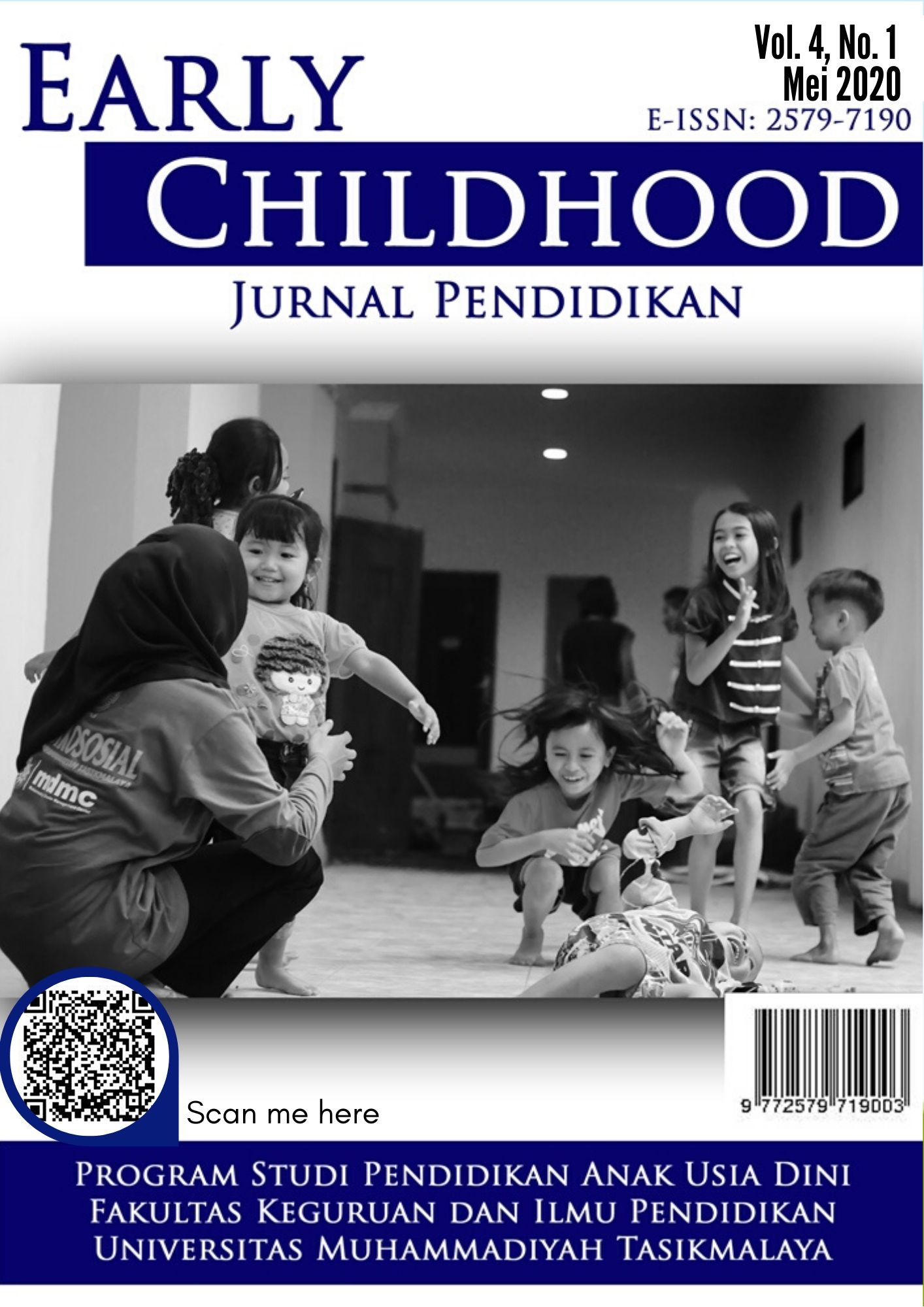 View Vol. 4 No. 1 (2020): Early Childhood: Jurnal Pendidikan
